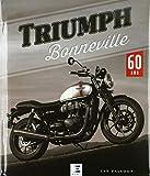 Triumph Bonneville - 60 ans