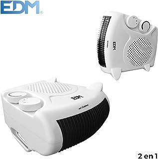 EDM Calefactor Compacto 2 en 1
