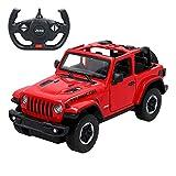 Rastar - Coche teledirigido 1:14 Jeep Wrangler JL (46357)