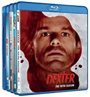 Dexter: Five Season Pack [Blu-ray] [Import]