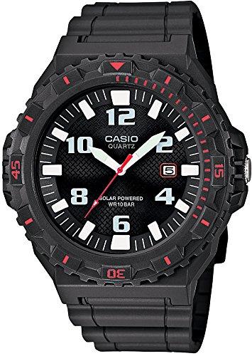 Casio estándar mrw-s300h-8bjf Reloj para Hombres de