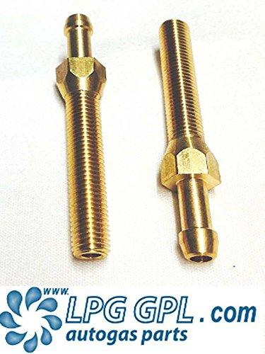 LPG AUTOGAS SGI mannigfaltigkeit Düsen lang 45mm x 4GPL