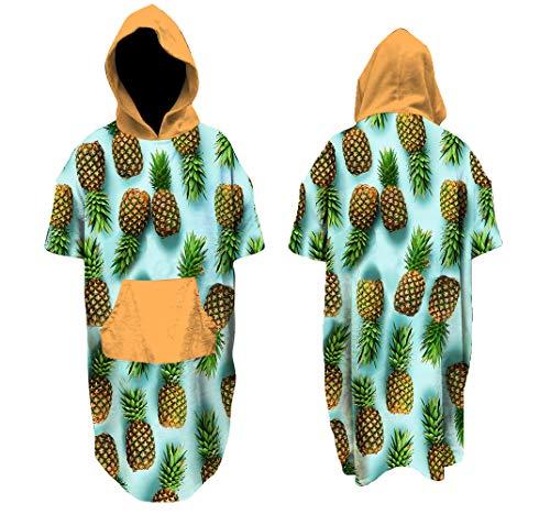 Fratelli Kitesurf Poncho, Surf Poncho, Hooded Towel, Surf Hoodie, Swim Parka, Surf,Kitesurf, Kitesurf Poncho,