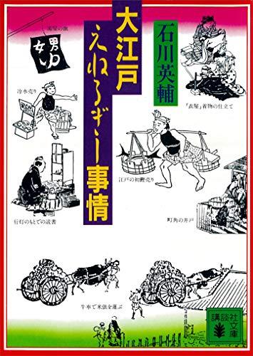 大江戸えねるぎー事情 (講談社文庫)