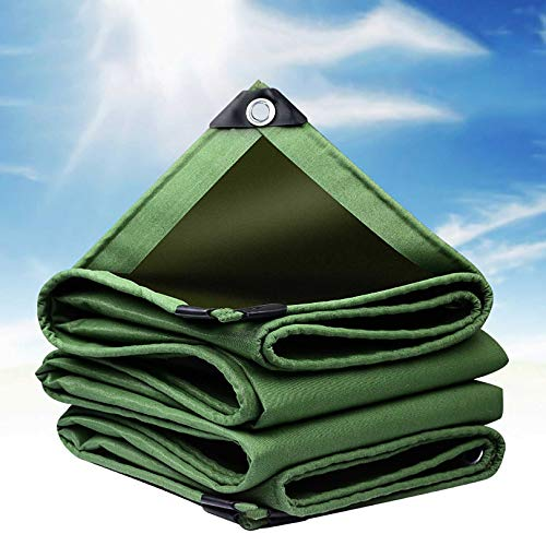 GCZ Lona: Cubierta Multiusos o Gran Carpa para jardinería, Camping, Viajes, Lona Resistente a la Intemperie