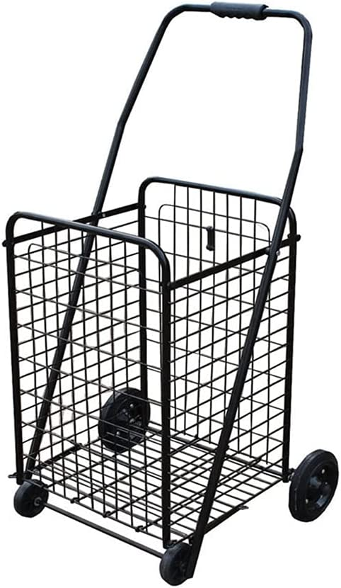 MQH specialty shop Shopping Cart Portable Troll [Alternative dealer] Foldable