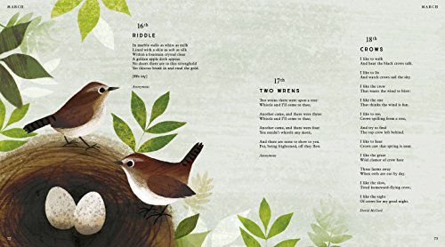 National Trust: I Am the Seed That Grew the Tree: A Nature Poem for Every Day of the Year (Poetry Collections)