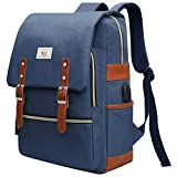 Ronyes Unisex College Bag Bookbag Fits up to 15.6'' Laptop Casual Rucksack School Backpack...