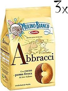 2/x Mulino Bianco Canestrini Sucre rev/êtu Biscuits Biscuits 200/g
