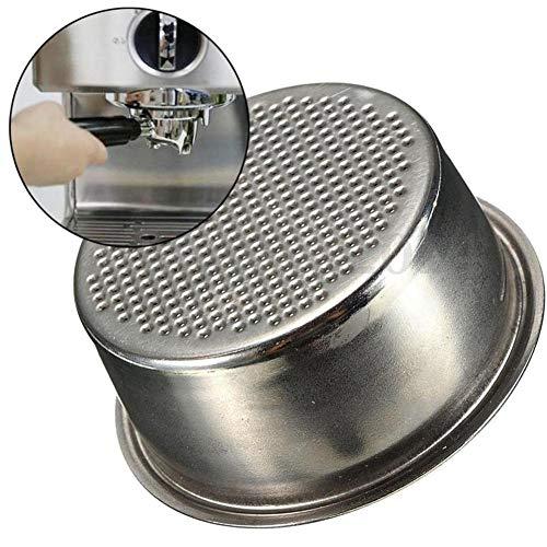 chifans Kaffeemaschinen-Edelstahl-Kaffeefilter, wiederverwendbar, 4 Tassen für Gater-Kaffeemaschinenzubehör