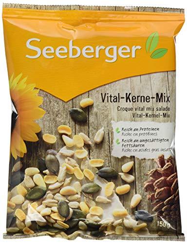 Seeberger Vital-Kerne-Mix, 13er Pack (13 x 150 g Beutel)