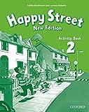 Happy Street 2. Activity Book (Happy Second Edition) - Lorena Roberts
