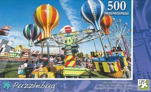 precio razonable Puzzlebug Puzzlebug Puzzlebug 500 - Lake County Fair by verdebrier by verdebrier  en stock