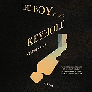 The Boy at the Keyhole audiobook cover art