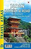 Japan Railway & Road Atlas 1:670,000