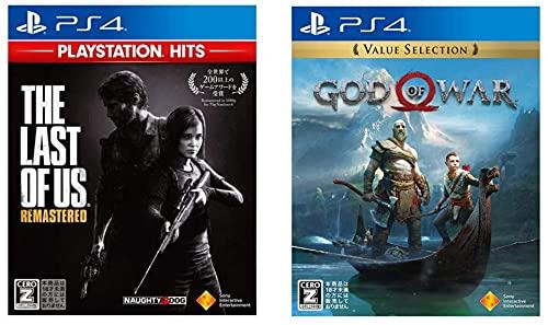 The Last of Us Remastered +ゴッド・オブ・ウォー セット【Amazon.co.jp限定】PlayStation Hits & Value Selection オリジナルPC&スマホ壁紙(配信)【CEROレーティング「Z」】
