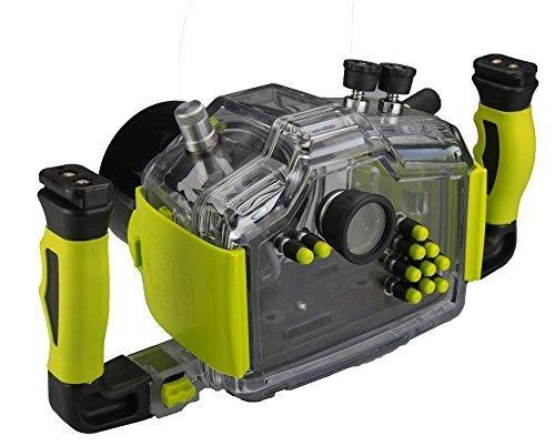 diveross vivienda y puerto para Canon EOS 500d cámara réflex ...
