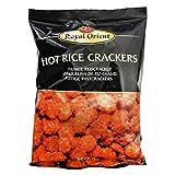 10x150g Royal Orient Hot Rice Crackers Pikante Reiscracker -