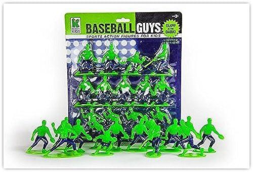 tiempo libre Kaskey Kids Glow in the Dark Baseball Guys Mini Packs Packs Packs by Kaskey Kids Toys  comprar descuentos