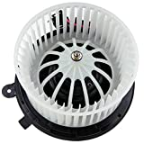 HVAC Plastic Heater Blower Motor ABS w/Fan Cage ECCPP Front for 2011 Mercedes-Benz C180 /2010-2011...