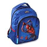 Marvel Spider-Man Sac à Dos pour Enfants - Bleu