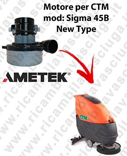 Sigma 45B Motor Lamb ametek de aspiración para mopa CTM