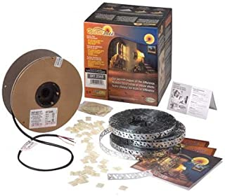 Easy Heat DFT1088  Warm Tiles Floor Heat 120 Volt Cable Kit Covers 83-92 Square Feet