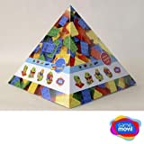Mgi - Combis Caja Piramide , color/modelo surtido