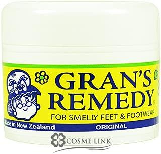 グランズレメディ GRAN'S REMEDY フットパウダー レギュラー オリジナル 無香料 50g