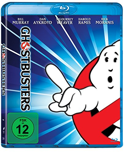 Ghostbusters (Deluxe Edition 4K Mastered) [Blu-ray]