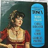 Maria Callas / Carlo Bergonzi / Tito Gobbi / Orchestra Del Teatro Alla Scala And Coro Del Teatro Alla Scala Conducted By Georges Prtre - Highlights From 'Tosca' - His Master's Voice - ASD 2300