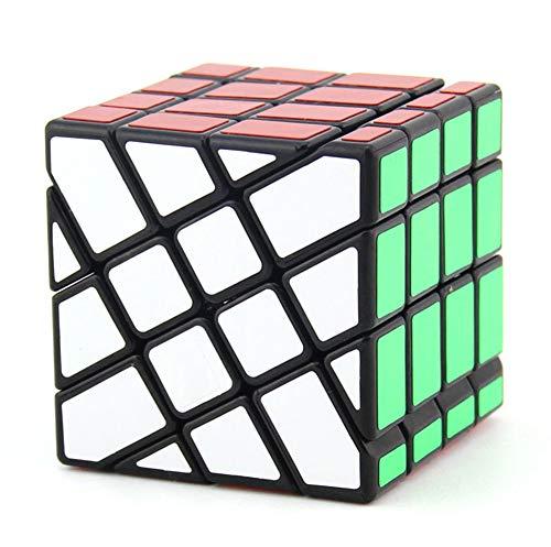 Ysss Variante de Cuarto Orden Alien Cube Black Puzzle Toy