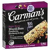 Carman's(カーマンズ) スーパーベリー ミューズリーバー45g×6本入