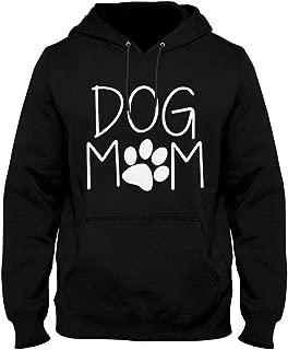 Custom Hoodie, Hooded Sweatshirt for Men & Women, Plus Size, Dog Mom