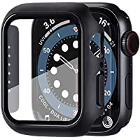 Npypq Overall Protective Hard PC Case Compatible with Apple Watch