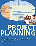 Spreadsheets4Life | Project Planning Gantt Chart for Use in Microsoft Excel 1-Year Subscription| Event and Business Management Software | Schedule Tools | On Track | Scheduling | Time Management | USB