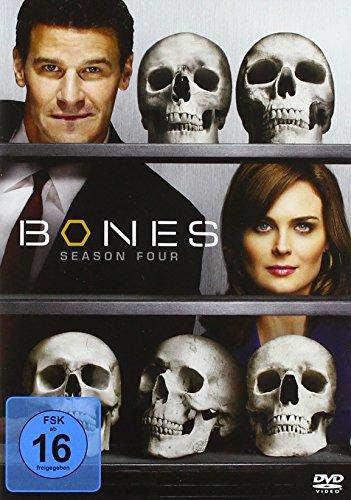 Bones - Season Four [7 DVDs]