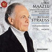 Richard Strauss: Eine Alpensymphonie, Ma