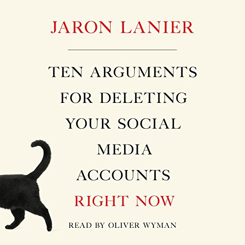 Ten Arguments for Deleting Your Social Media Accounts Right Now Titelbild