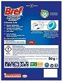 Bref WC Power Activ  Ocean – 1 Bloc WC (50g) – Produit Nettoyant WC – Détartrant toilettes