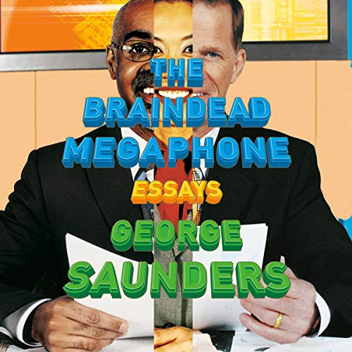 The Braindead Megaphone audiobook cover art