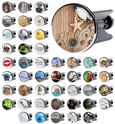 Waschbeckenstöpsel Maritime, viele schöne Waschbeckenstöpsel zur Auswahl, hochwertige Qualität ✶✶✶✶✶