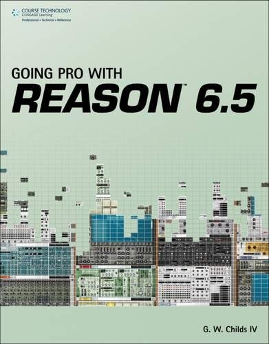Price comparison product image Going Pro with Reason 6.5