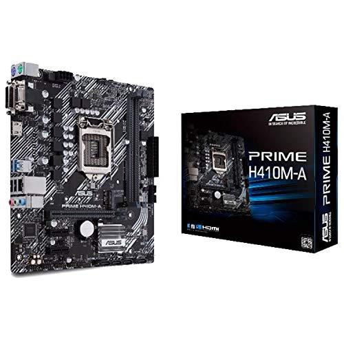 ASUS INTEL H410 搭載 LGA1200 対応 マザーボード PRIME H410M-A 【 MicroATX 】