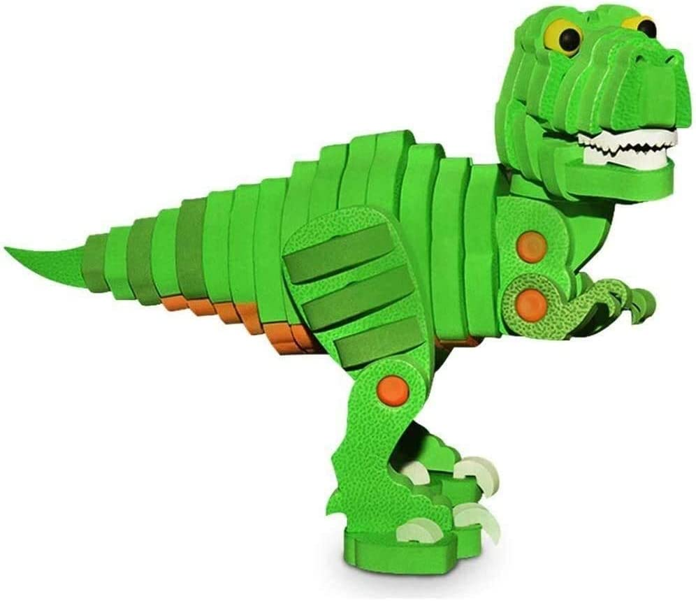 GLLP Building Limited price Classic Blocks Children's Dino Assembling Educational