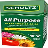 Schultz SPF70690 5# All Purpose Water Soluble Plant Food 20-20-20