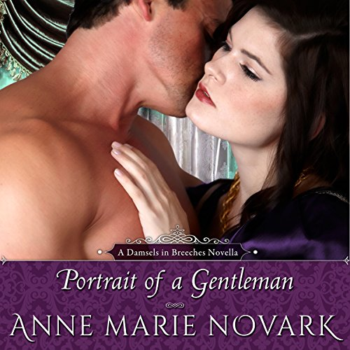 Portrait of a Gentleman audiobook cover art