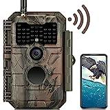 Best Game Cameras - GardePro E6 Trail Camera WiFi Bluetooth 24MP 1296P Review