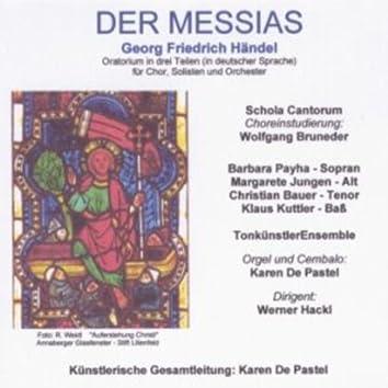 Georg Friedrich Händel: Der Messias