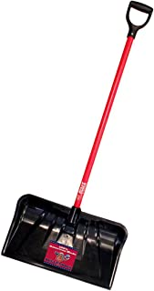 steel snow shovel made in usa